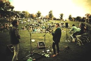 pedal power concert Toronto Music Festival